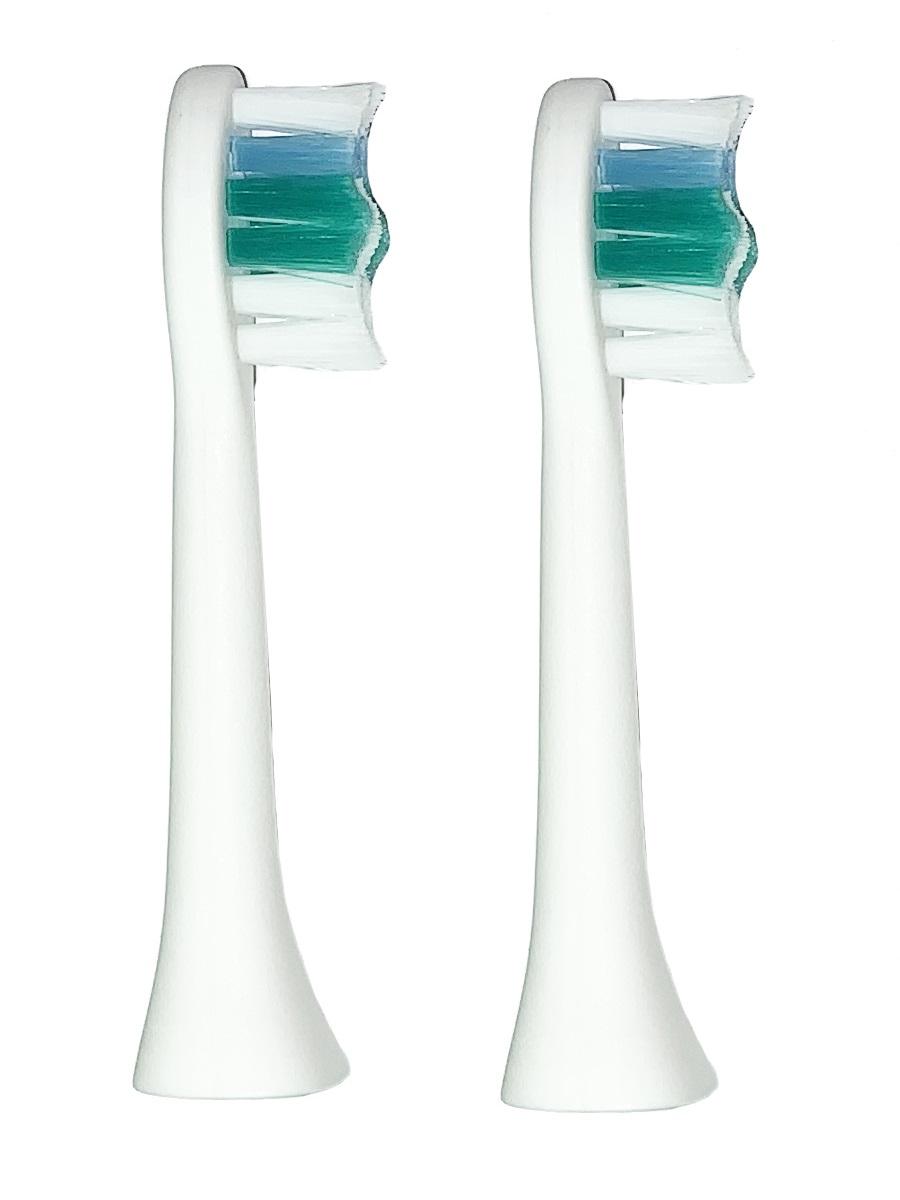 Насадки для щетки Dentalpik Pro 10 Clean, 06.045-1, 2 шт