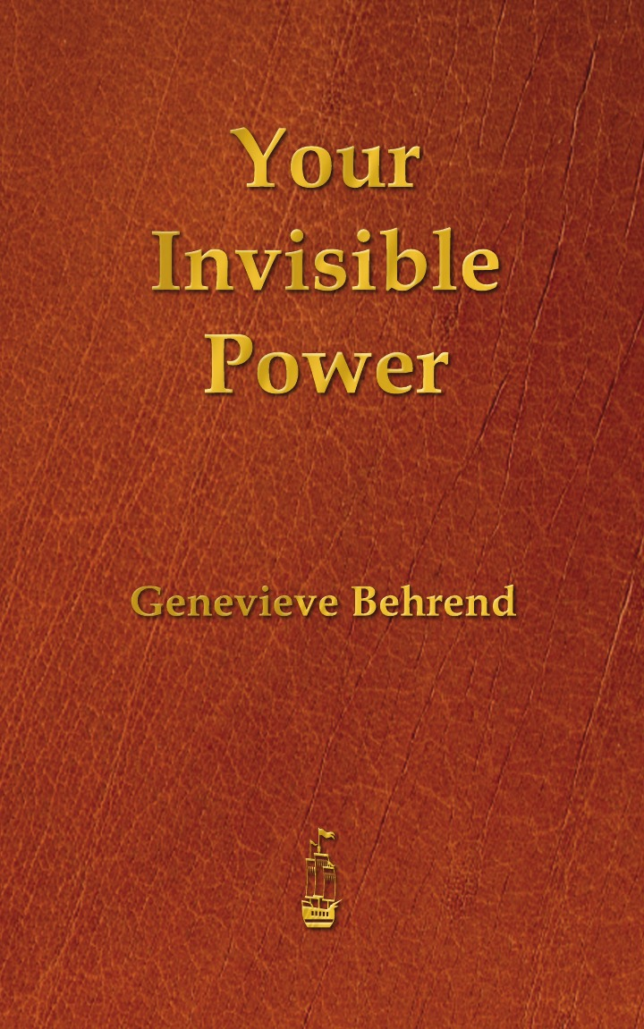 Genevieve Behrend Your Invisible Power how to speak science