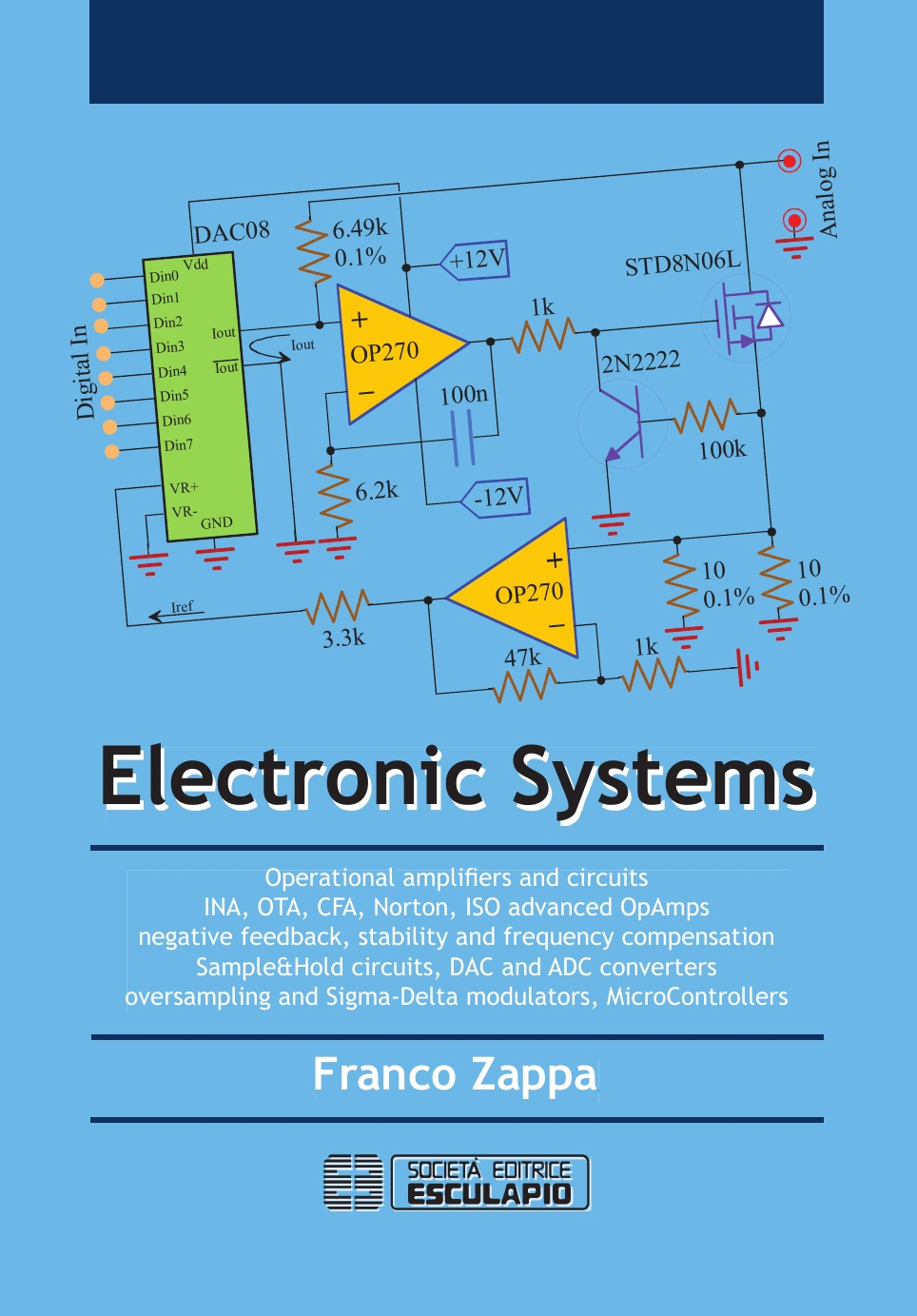 Franco Zappa Electronic Systems steven voldman h esd analog circuits and design