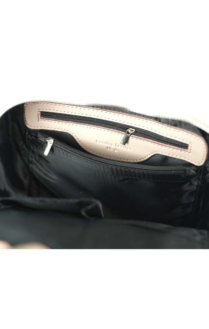 Рюкзак ULA R13-019-Цвет розовый перламутр, розовый Urban Life Accessories (U.L.A)