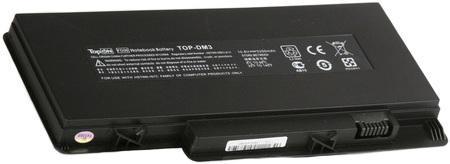 Аккумулятор для ноутбука TOPON HP Pavilion DM3 DM3a DM3i DM3t DM3z DM3-1000 DM3t-1000 DM3z-1000 CTO Series для 10.8V 5400mAh PN: VG586AA HSTNN-UB0L HSTNN-UBOL HSTNN-OB0L цена