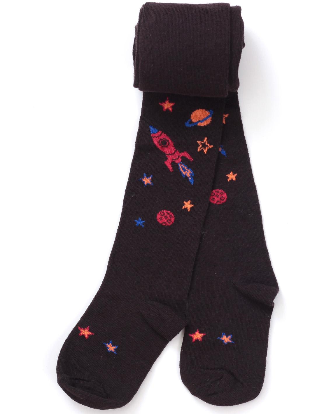 Колготки Alpaka колготки детские idilio цвет темно серый kg03 размер 92 98
