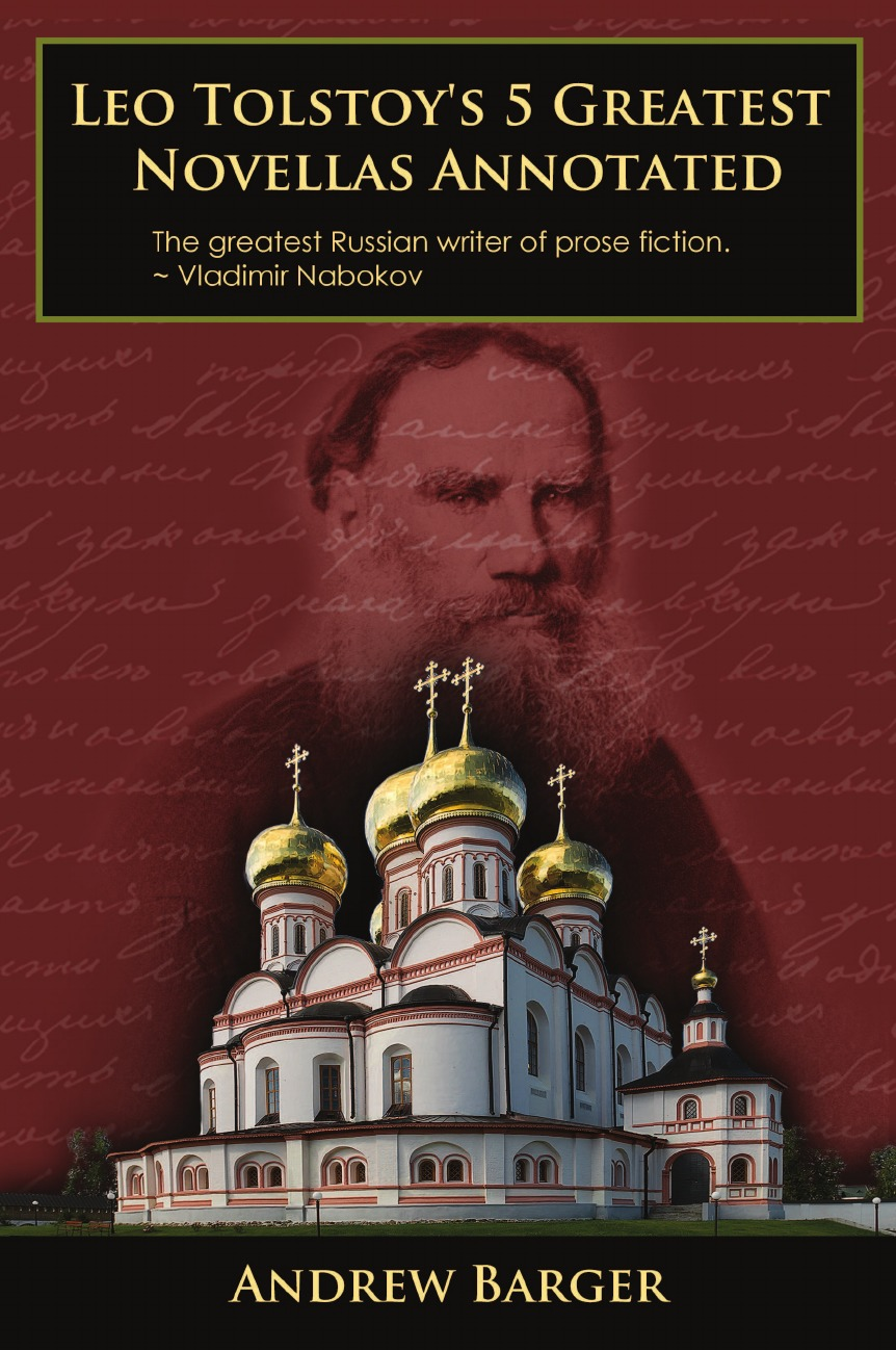 Leo Nikolayevich Tolstoy Leo Tolstoy.s 5 Greatest Novellas Annotated tolstoy leo nikolayevich war and peace tv tie in