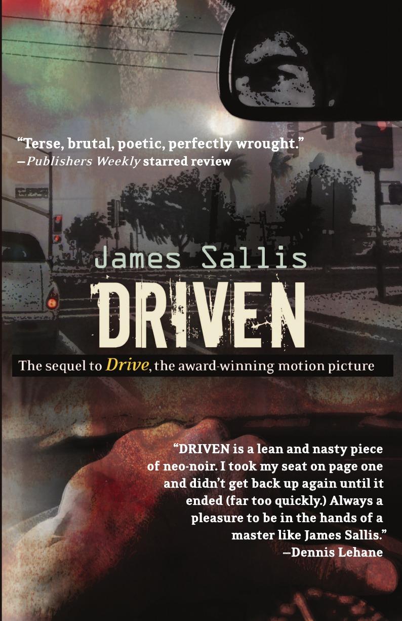 James Sallis Driven calo tijuana