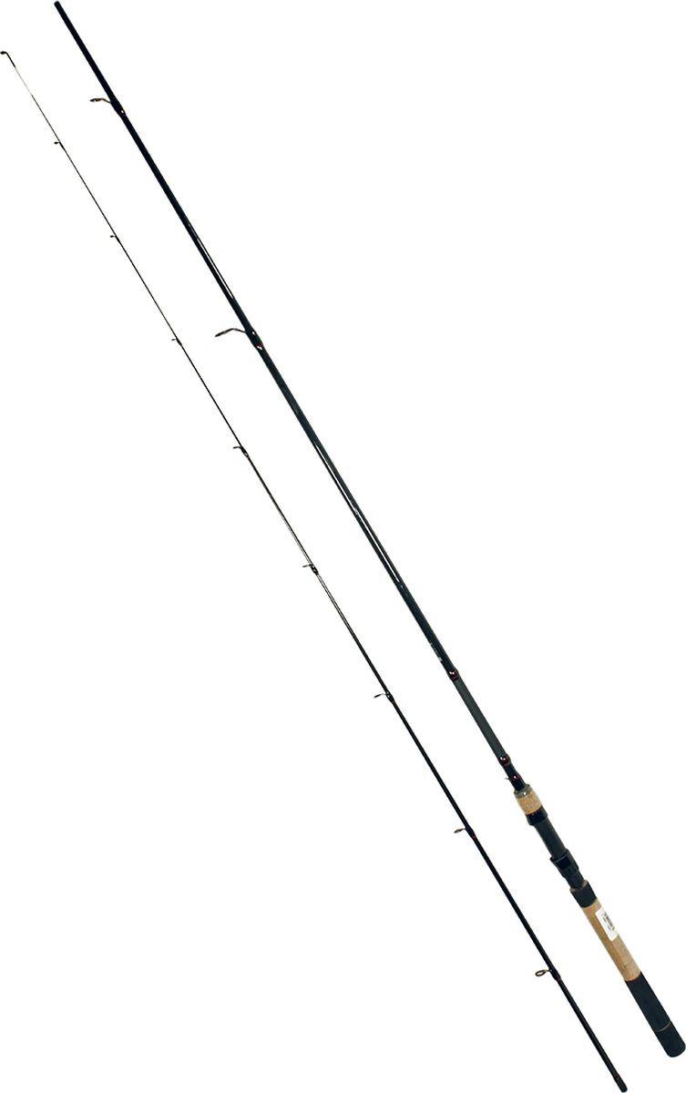 Спиннинг Daiwa Megaforce Jigger, бежевый, красный, черный, 4-20 г, 2,8 м