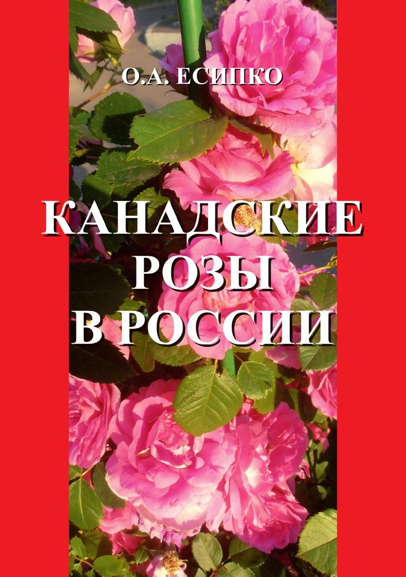 Есипко Олег Алексеевич Канадские розы в России олег есипко world famous roses