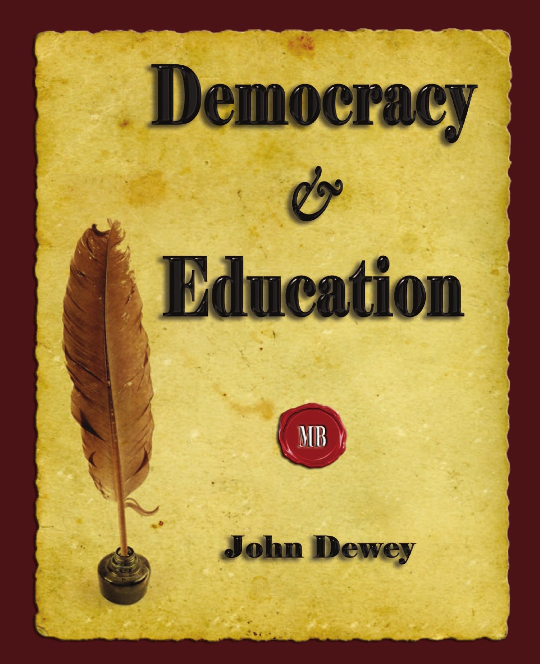 John Dewey Democracy and Education reflective education