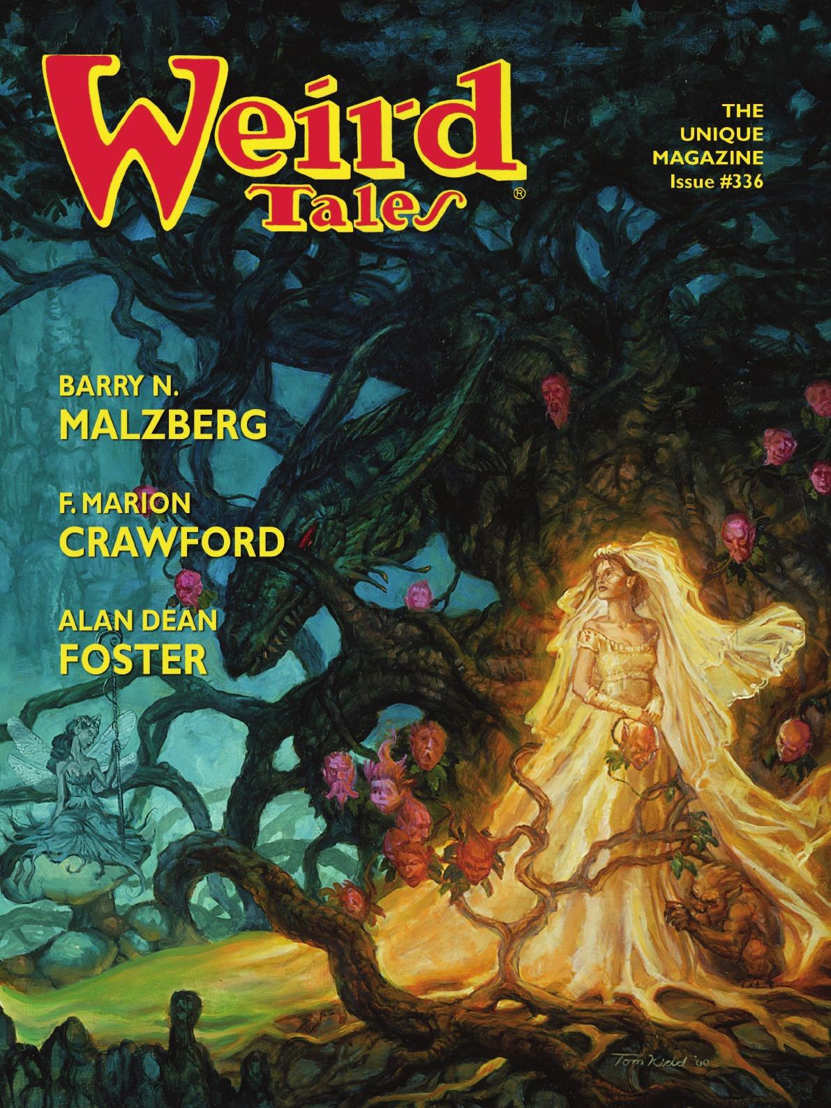 Weird Tales 336 weird tales 297 summer 1990