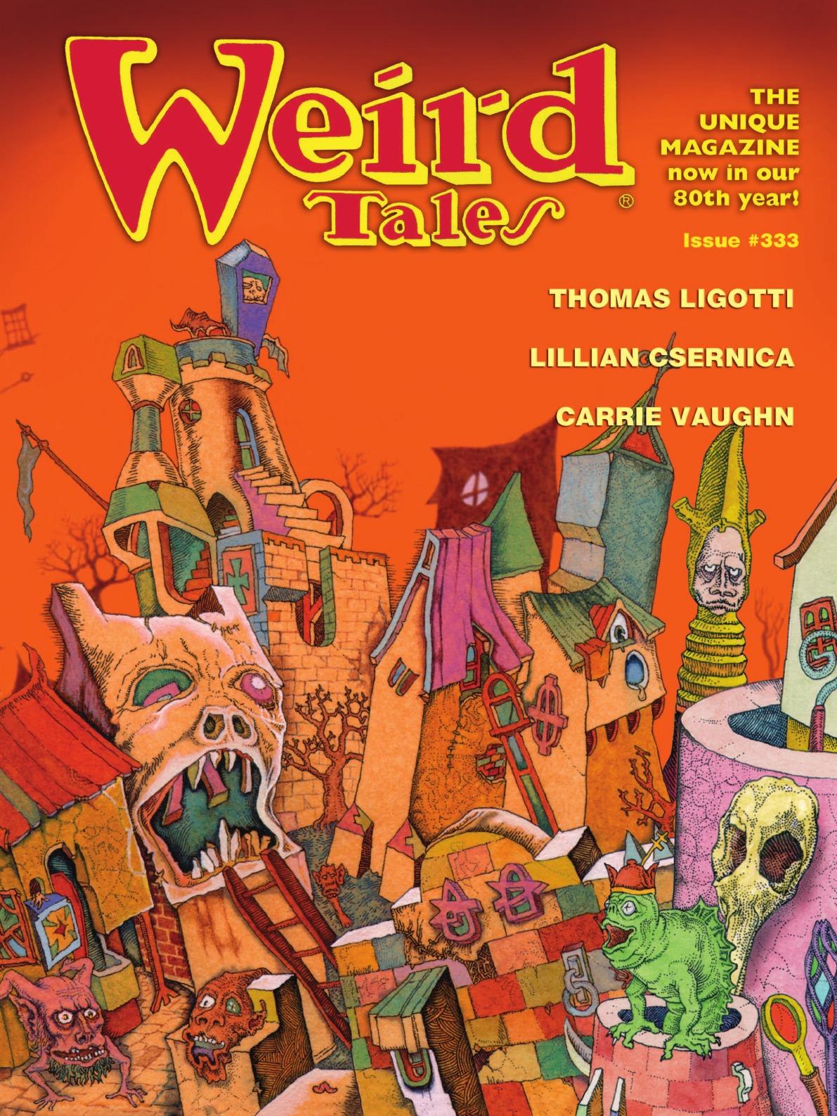 Weird Tales 333 weird tales 297 summer 1990