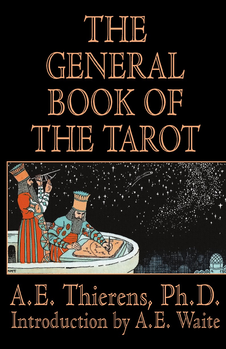 PH. D. A. E. Thierens The General Book of the Tarot набор пылесборников philips fc 8021 03