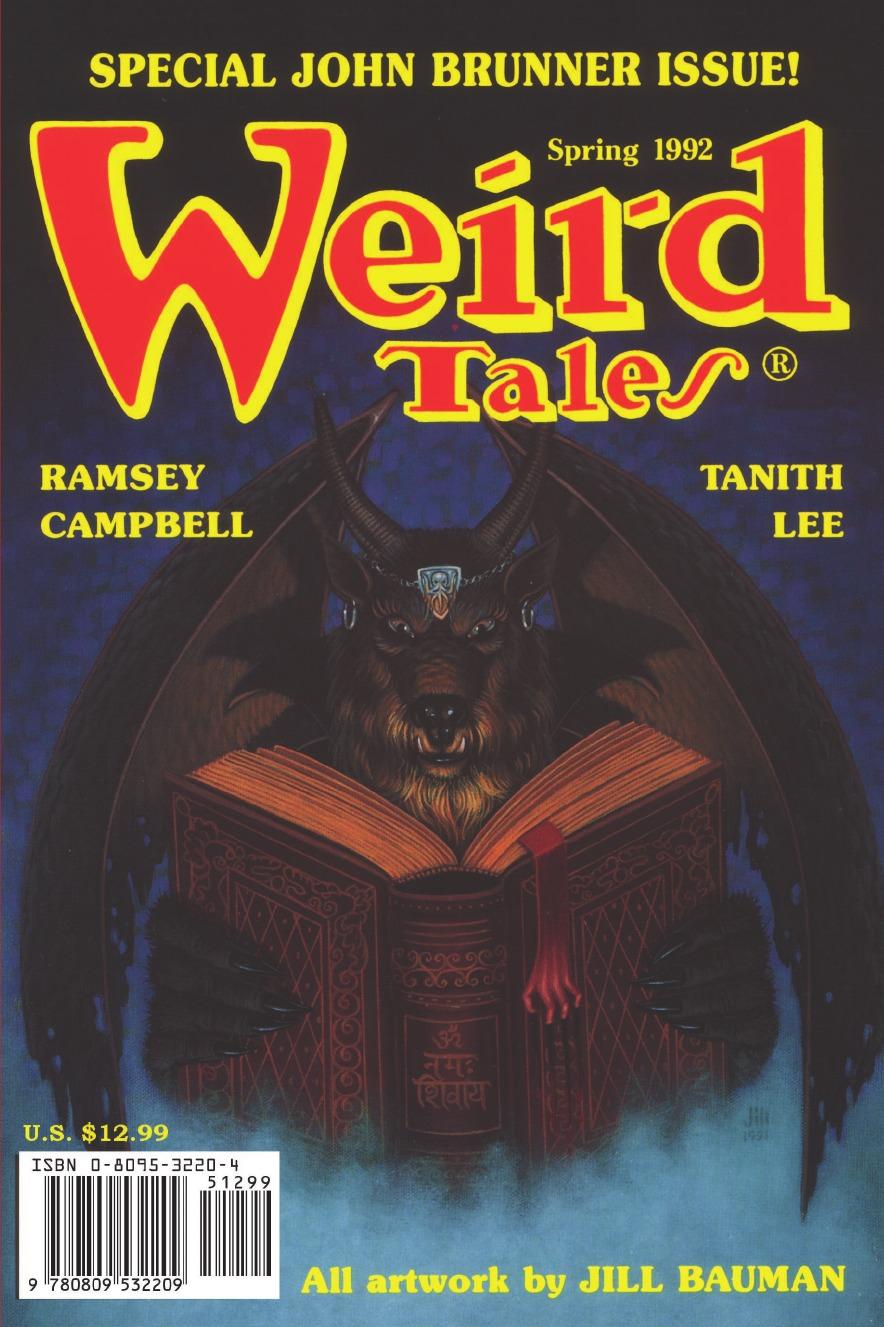 Weird Tales 304 (Spring 1992) weird tales 297 summer 1990