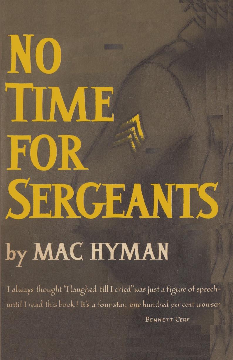 Mac Hyman No Time for Sergeants