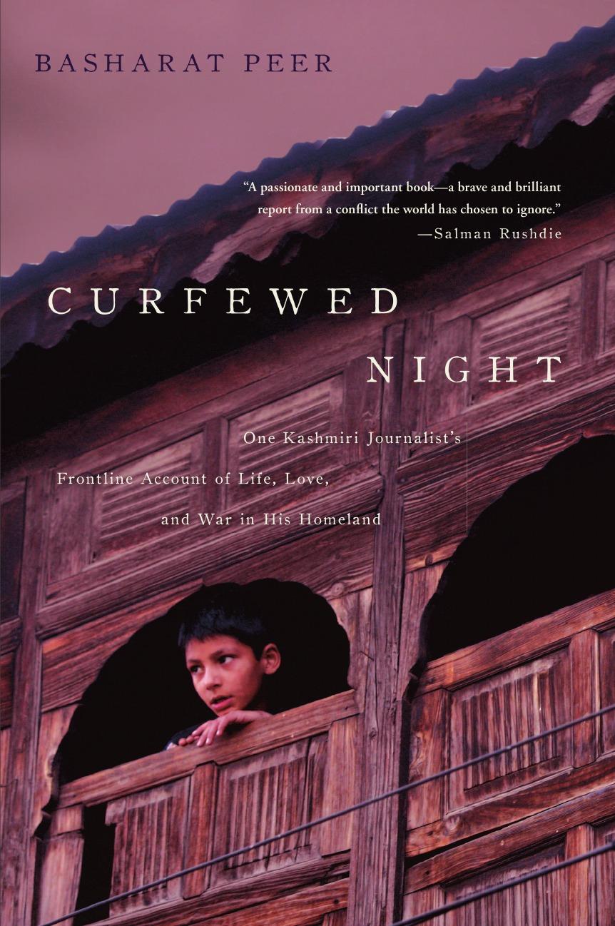 Basharat Peer Curfewed Night basharat peer curfewed night