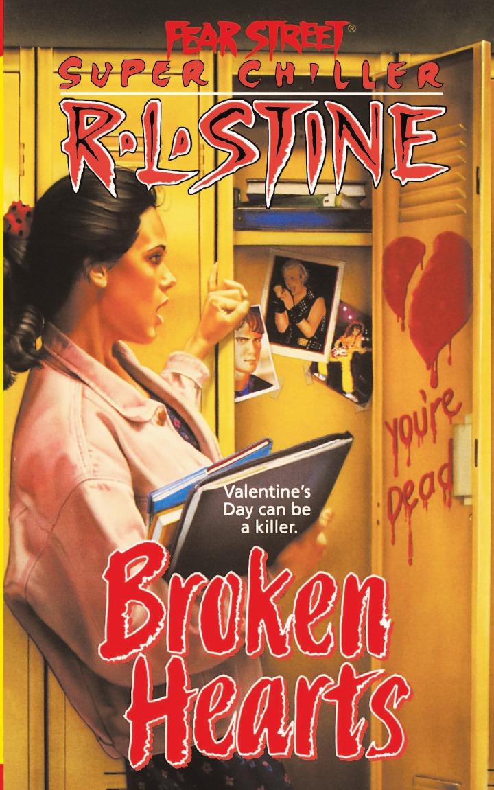 R. L. Stine Broken Hearts r l stine the beginning