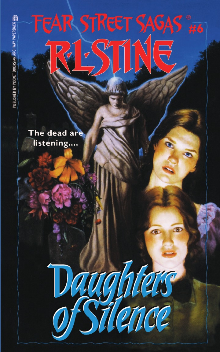 R. L. Stine Daughters of Silence r l stine the beginning