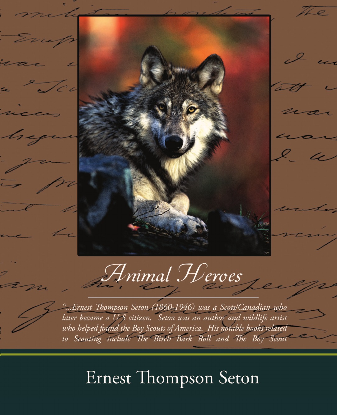Ernest Thompson Seton Animal Heroes bryan mealer the boy who harnessed the wind