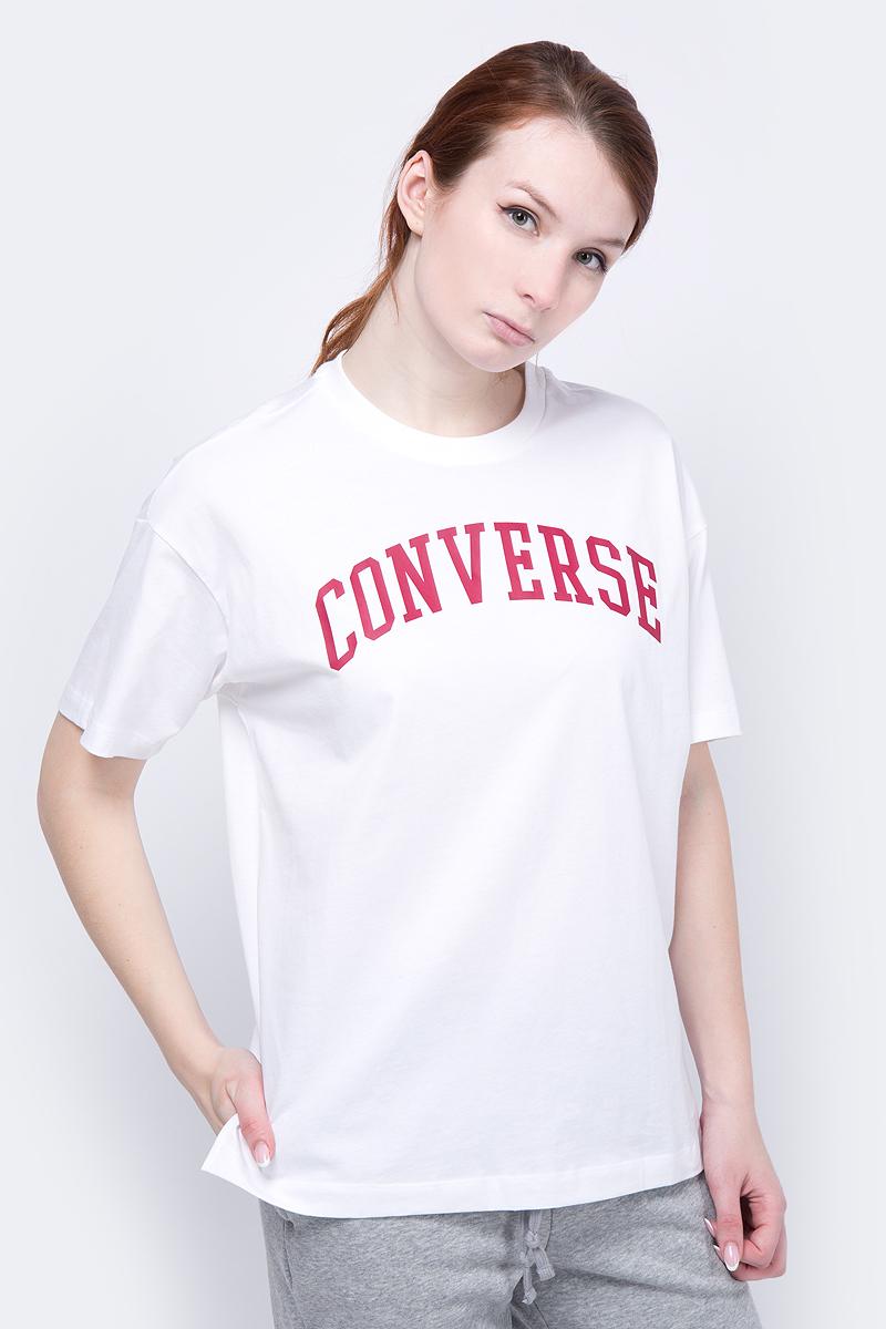 Футболка Converse Icon Remix OS Boxy Tee цена 2017