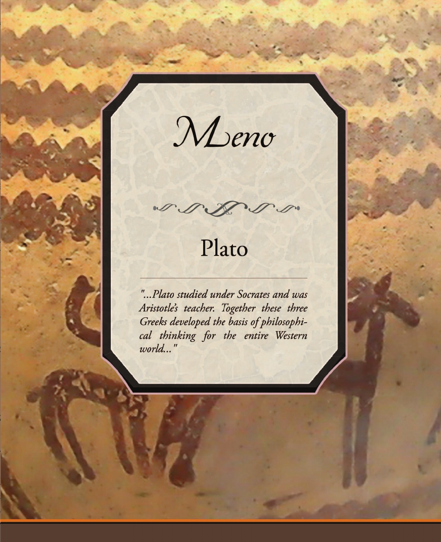 Plato Meno the virtue of selfishness