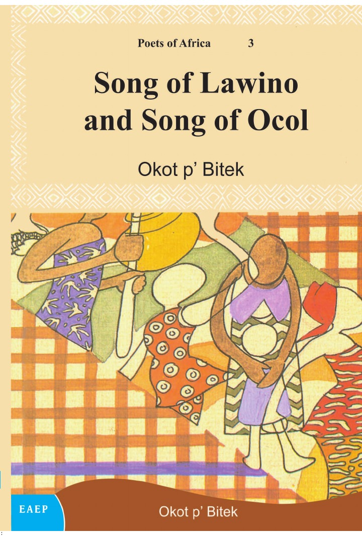 Okot p'Bitek Song of Lawino and Song of Ocol song wei essentials of computational electromagnetics