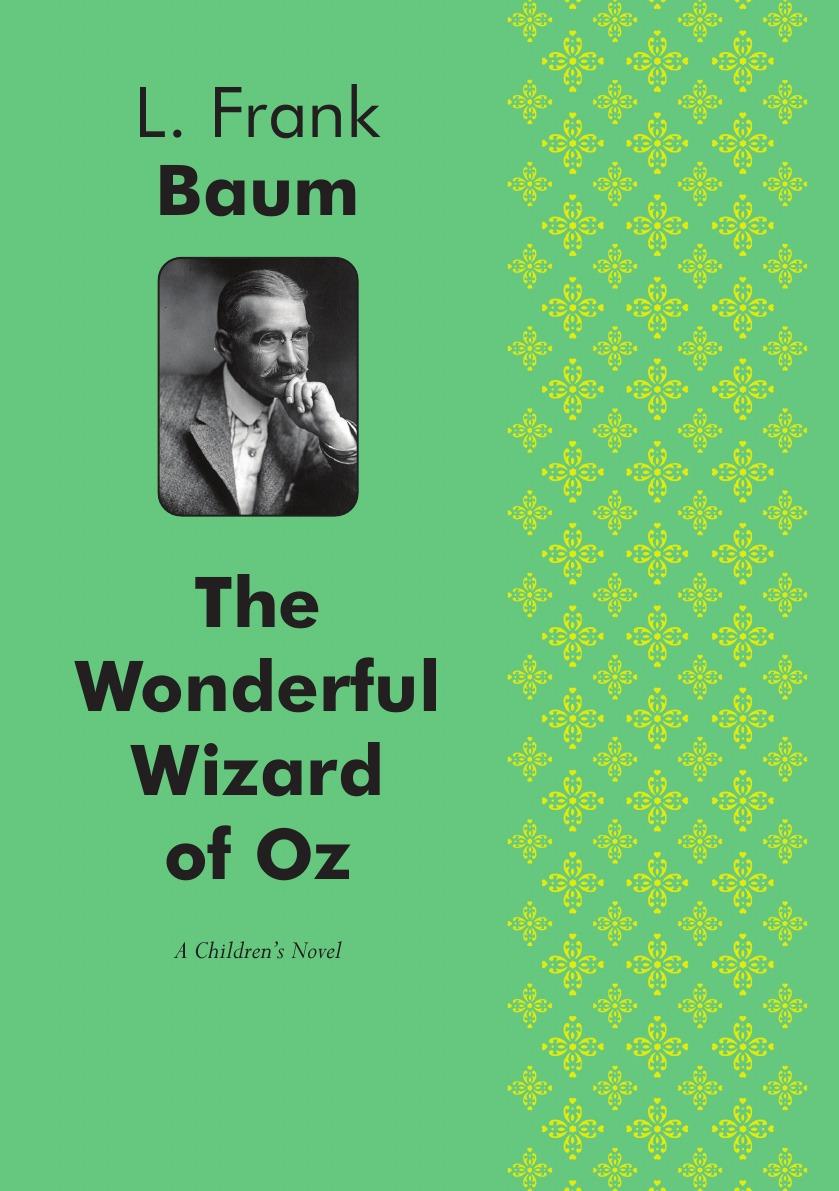 L. Frank Baum The wonderful wizard of Oz недорго, оригинальная цена