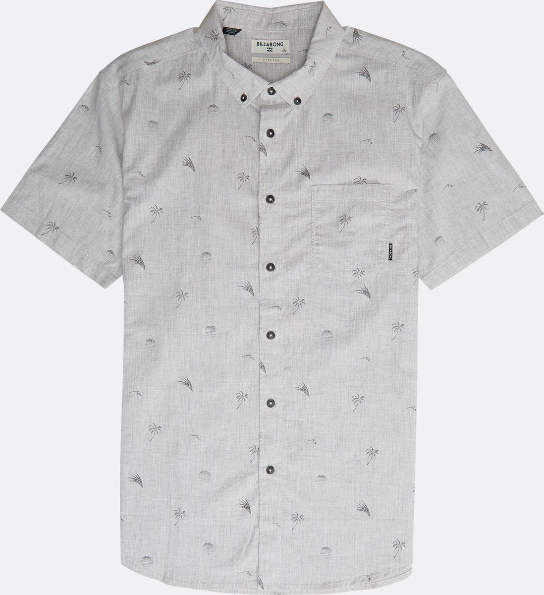 Рубашка Billabong Sundays Mini Ss рубашка billabong faded shirt light steel
