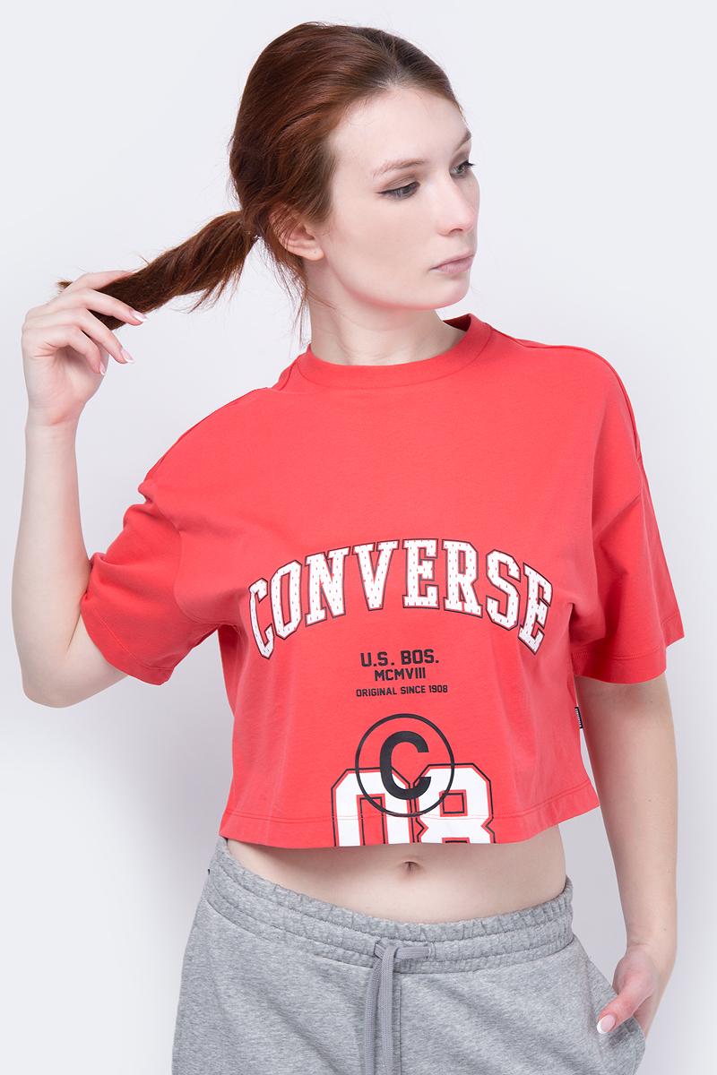 Футболка Converse 08 Boxy Tee цена 2017