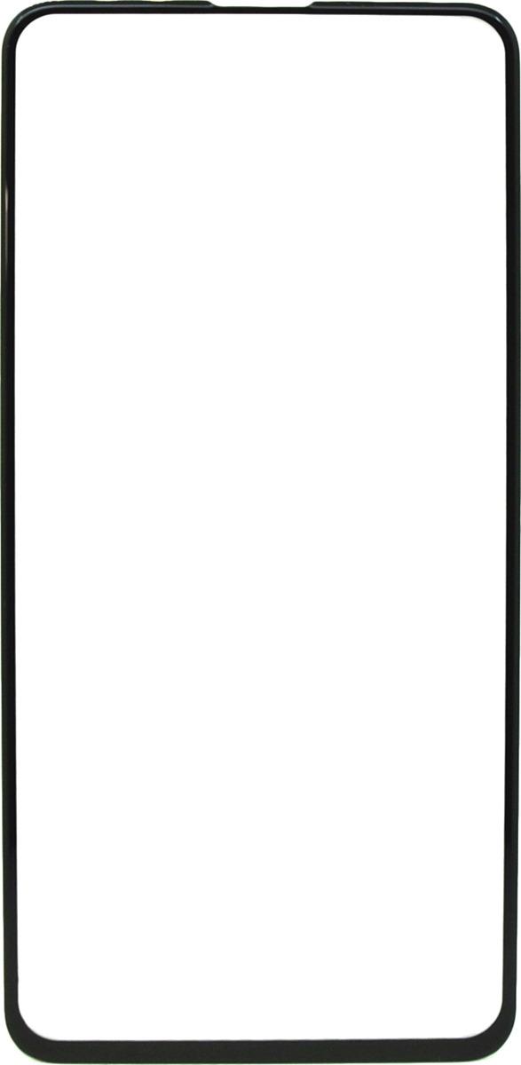 Защитное стекло Brosco 3D для Samsung S10 E, черный защитное стекло для iphone xs brosco 3d изогнутое по форме дисплея с черной рамкой