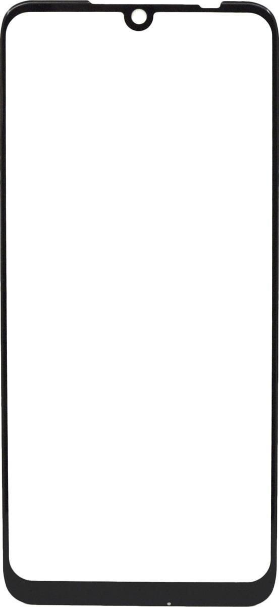 Защитное стекло Brosco 3D для Xiaomi Redmi Note 7, черный