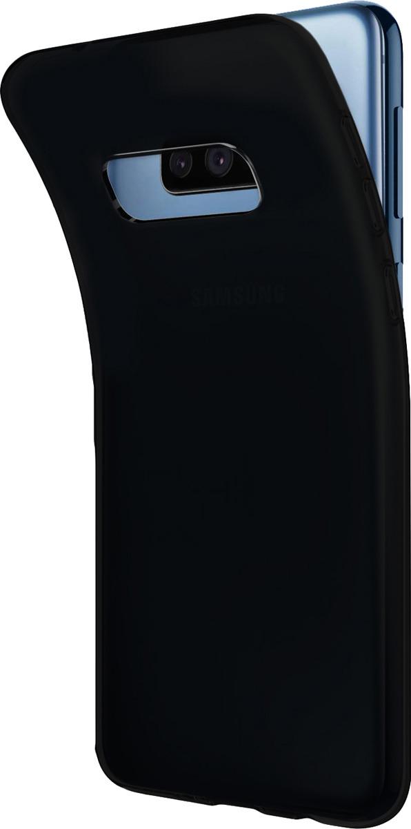 <b>Чехол</b>-<b>накладка Brosco Colourful для</b> Samsung S10 E, черный ...