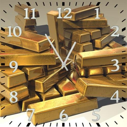Настенные часы Kitch Clock 4001688