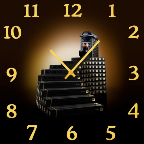Настенные часы Kitchen Interiors 40016944001694Настенные часы. Механизм: Кварцевый. Корпус: Дерево. Размер: Диаметр 40 см. Рисунок: Лестница к кофе-машине