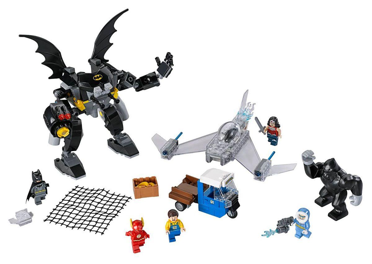 Пластиковый конструктор LEGO 76026