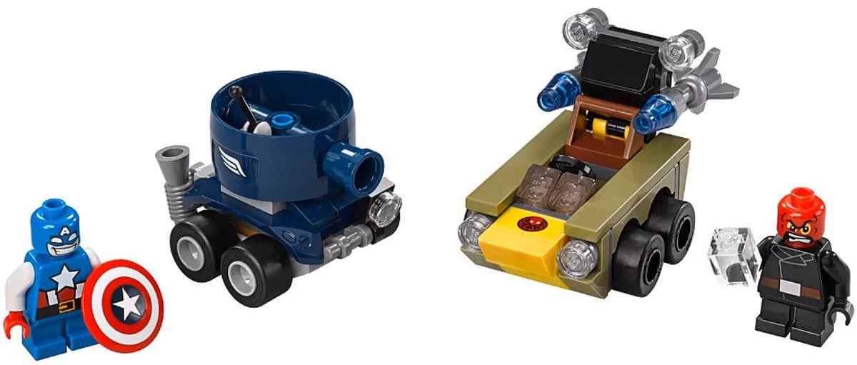 Пластиковый конструктор LEGO 76065