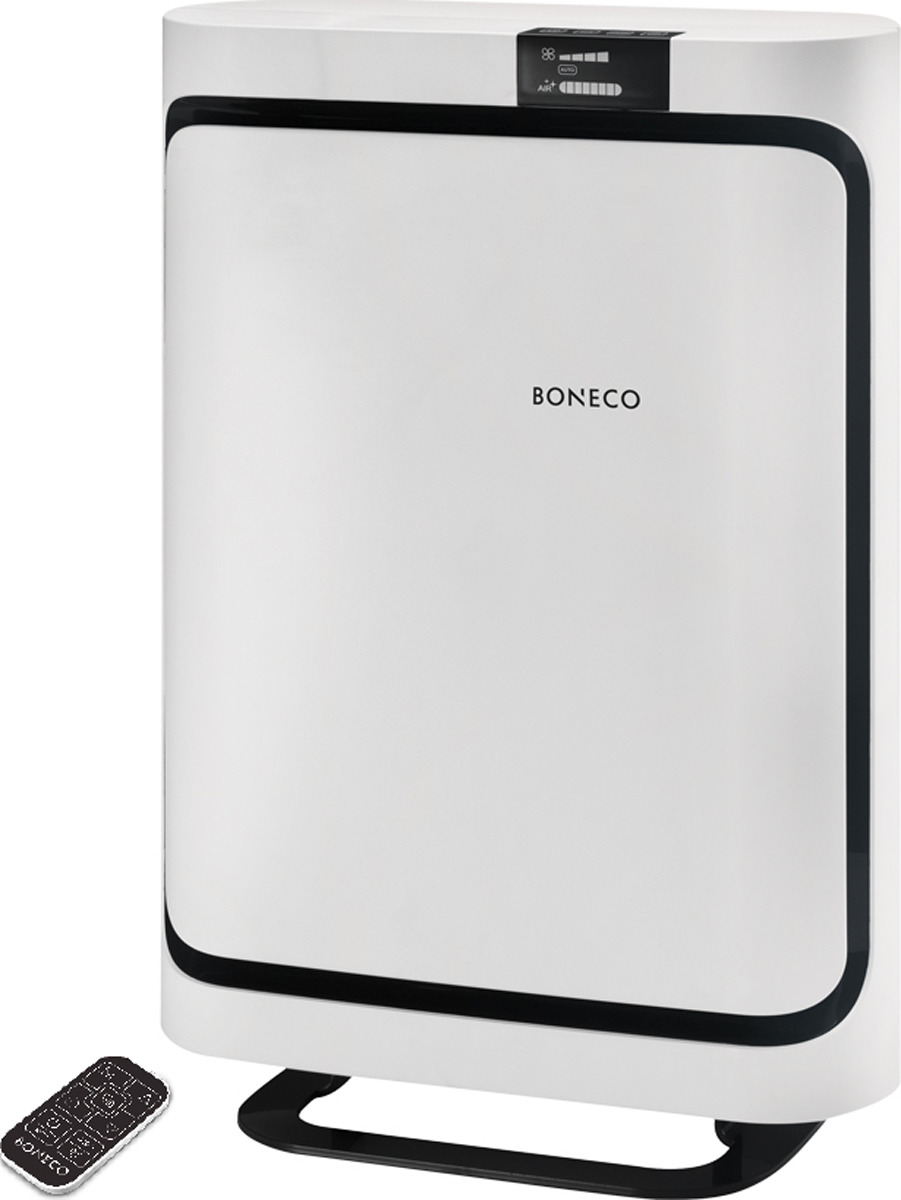 цена на Очиститель воздуха Boneco P500, белый + Фильтр Allergy Filter