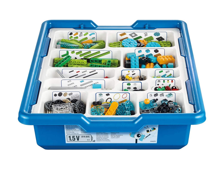 Программируемый робот LEGO 45300 стартовый комплект для класса lego education wedo