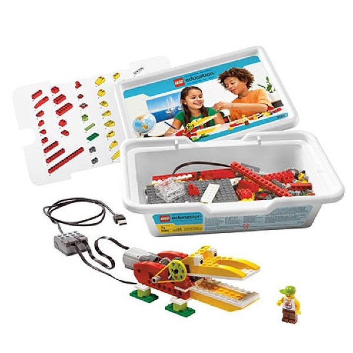 Программируемый робот LEGO 9580 Купить Лего 9580 и другие конструкторы серии Lego Education вы можете...