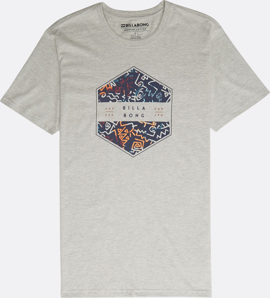 Футболка Billabong Access Tee Ss