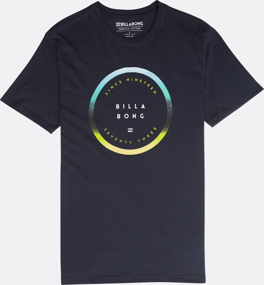 Футболка Billabong Rotated Tee Ss футболка хлопковая nike tee club19 ss aj1504 451