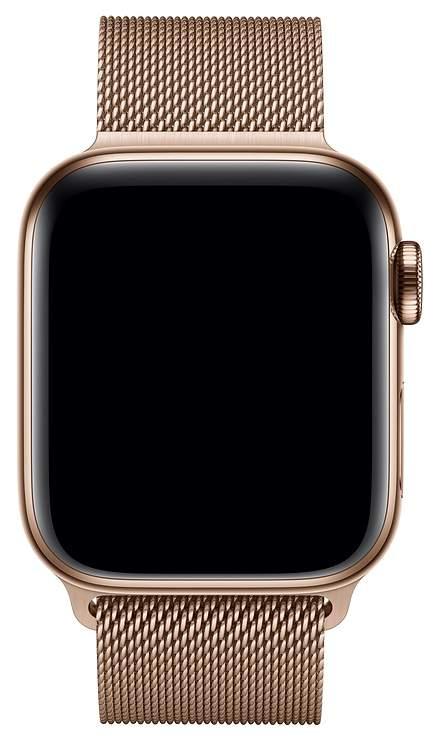 Фото - Ремешок для смарт-часов Blankcase для Apple Watch 38/40, бронза ремешок для смарт часов blankcase для apple watch 38 40 темно серый