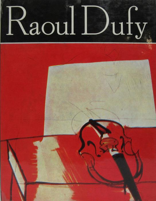Radulescu V. Raoul Dufy / Рауль Дюфи книга о художнике тимоее неффе