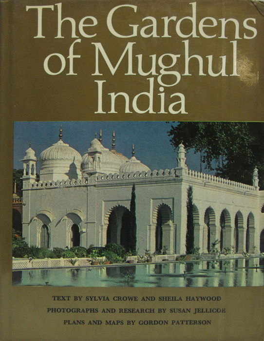 Haywood S.,Сrowe S. The Gardens of Mughal India: A History and a Guide бассейны и фонтаны