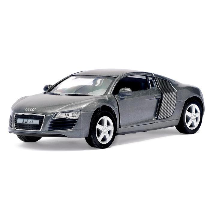 Машинкаметаллическая с открывающимися дверями модель Audi R82926569Точная копия Audi R8, масштаб 1:36. Корпус выполнен из металла, двери открываются. Модель снабжена инерционным механизмом. Размеры 12,5 см х 5,5 см х 3,5 см. Цвет модели может отличаться от цвета, представленного на фотографиях.