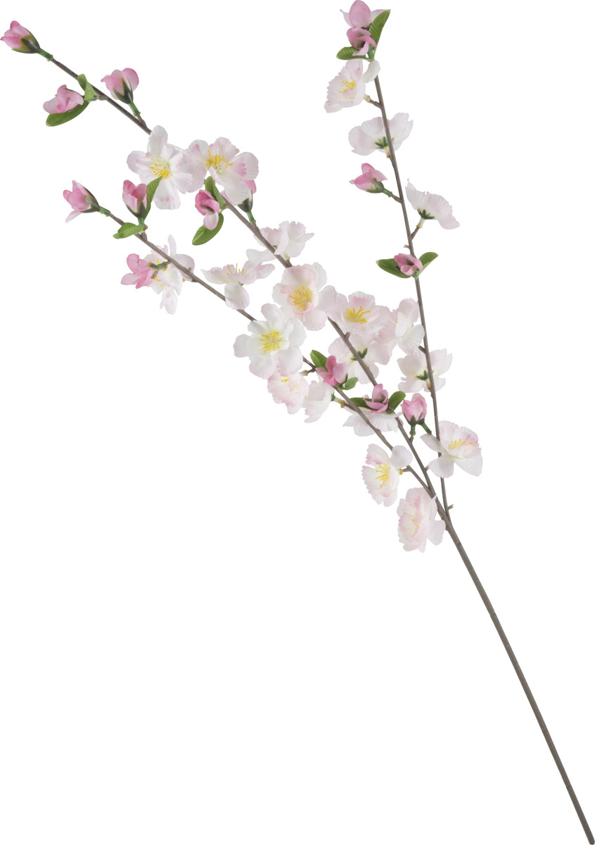 Ветка декоративная Волшебная страна Яблоня, А3231, белый, розовый колготки pera maya m0c0301 1009 pm ассорти 84см 94см белый розовый бежевый 84 94 размер