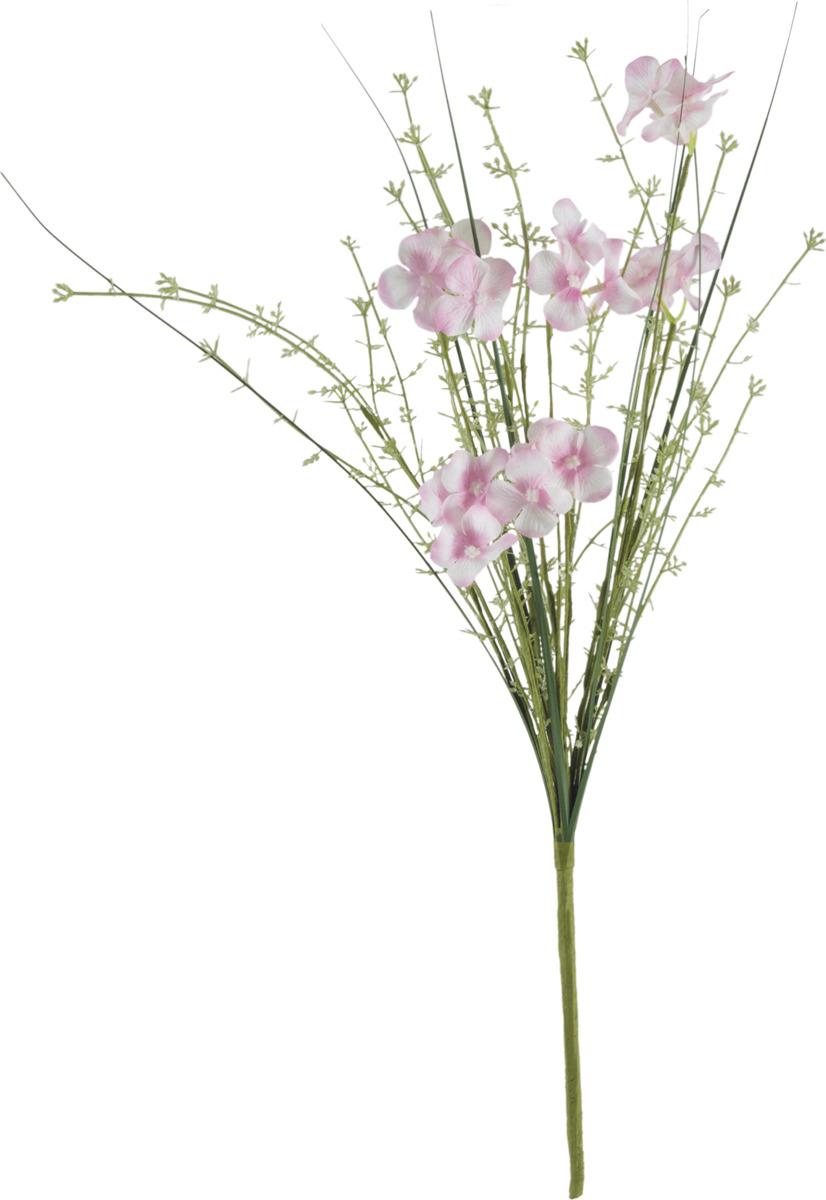 Цветы искусственные Волшебная страна Лаватера, LPL16028, разноцветный искусственные растения valiant муляж лук с перцем в связке желтый 60см шт