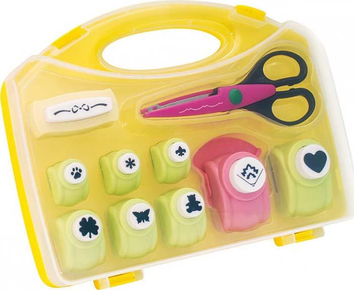 Набор инструментов для скрапбукинга Perfect Craft, 2070-SB, 10 предметов набор сундучков roura decoracion 3 шт 34783