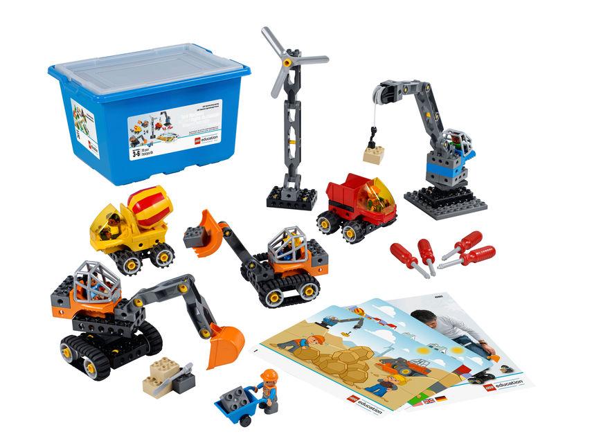 Пластиковый конструктор LEGO 45002