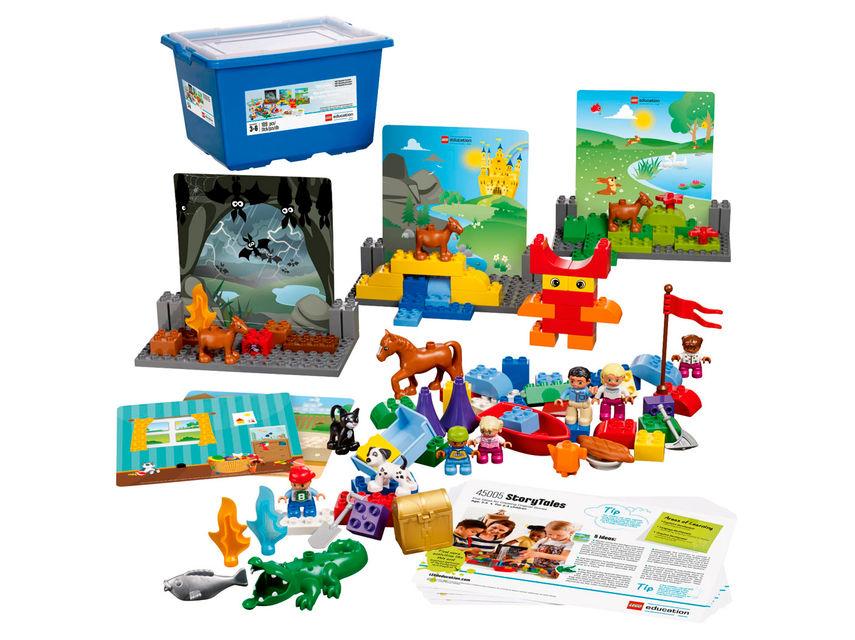Пластиковый конструктор LEGO 45005