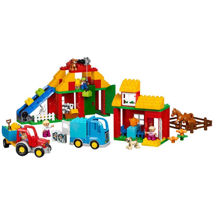 Пластиковый конструктор LEGO 45007