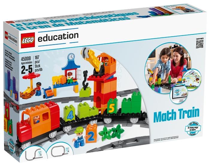 Пластиковый конструктор LEGO 45008
