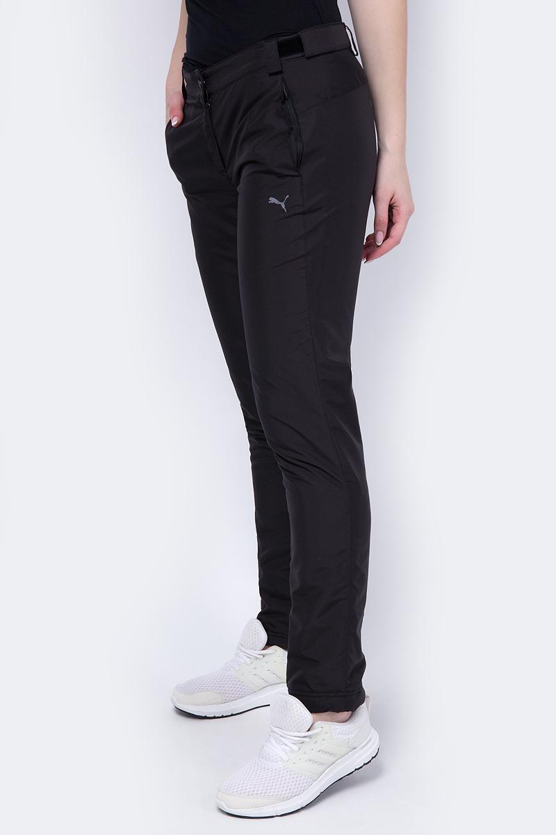 Брюки спортивные PUMA Winter Fleece Pants W button down fleece high waisted jeans pants